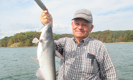 Fish lake barkley for Kentucky lake fishing guides